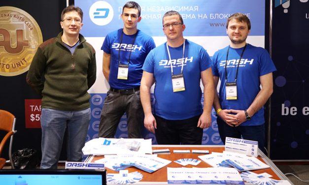Dash nimmt am International Blockchain Summit in Moskau teil