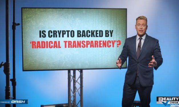 """Независимый журналист Бен Суонн: криптовалюта подкреплена """"абсолютной прозрачностью"""""""