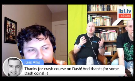 Dash Force interviewed by IBF.LV Latvian community