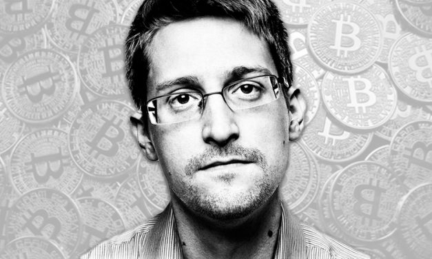"Edward Snowden Does Not Think ""Bitcoin will Last Forever"""