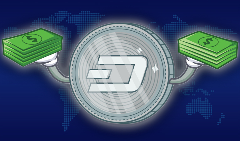 Dash Added to BACE, CoinSwitch, Styx24