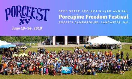 Dash Sponsors Porcupine Freedom Festival, Ben Swann to Keynote