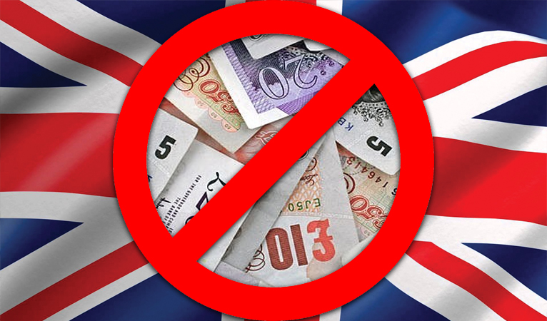 Britain Proposes a Ban on Cash-in-Hand Payments
