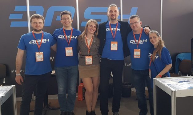 Презентация Dash на Blockchain and Bitcoin Conference в России