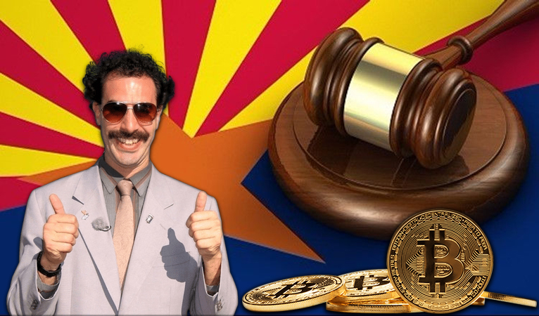 Arizona Lawmakers Making Crypto Friendly Bills
