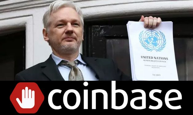 """Wikileaks Calls for """"Global Blockade"""" of Coinbase after Coinbase Bans the Wikileaks' Shop"""