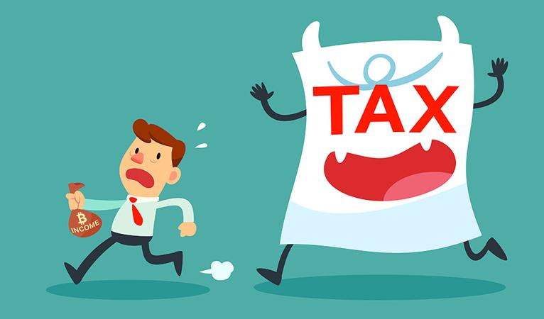 Dia do Imposto nos EUA Causa Confusão no Espaço Crypto