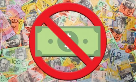 Australia Bans Cash Payments over $10,000 AUD