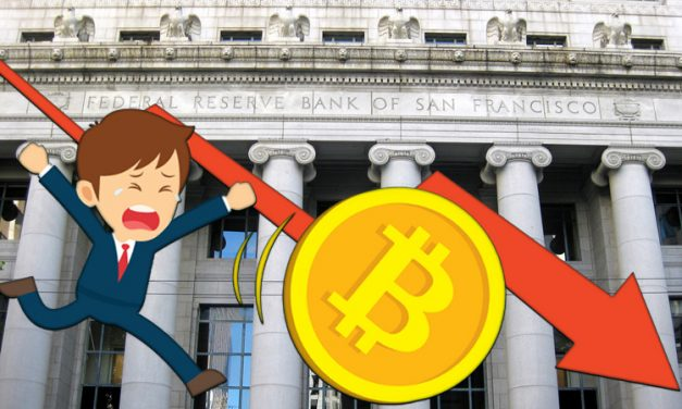 Federal Reserve Bank of San Francisco Says Bitcoin Futures are to Blame for Price Decline