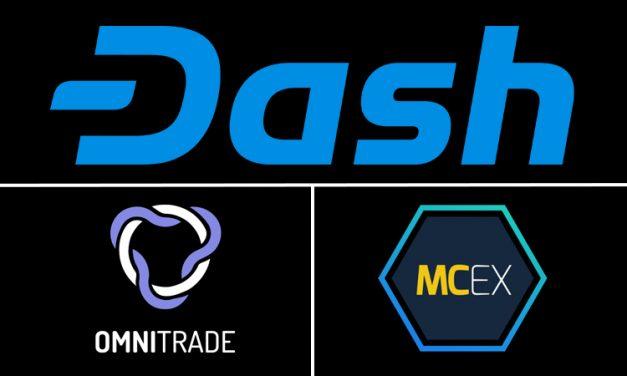 Miami Crypto Exchange and OmniTrade Integrate Dash