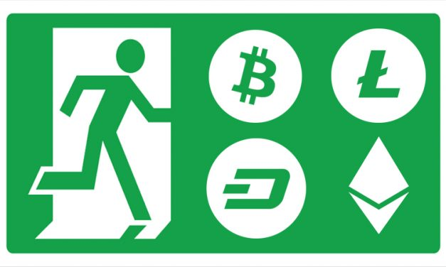 How Cryptocurrency Went From Exit to Escapism