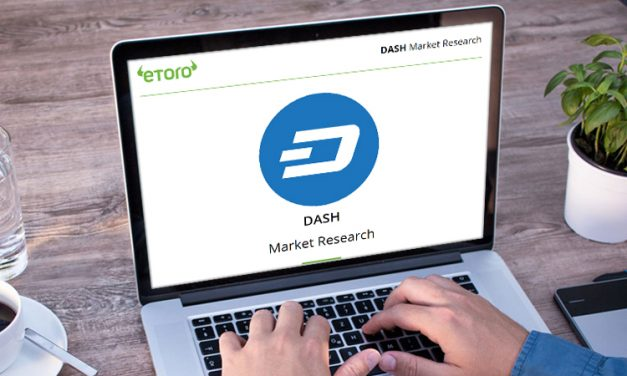"""eToro Market Report: Dash Is """"Acutely Undervalued"""" Compared to Other Coins"""