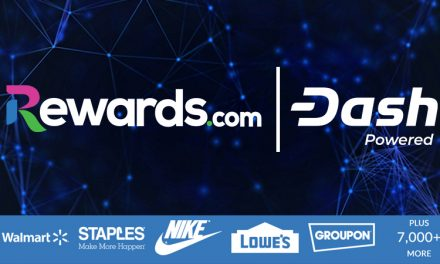 Rewards.com Announces Partnership With Dash, Gives Customers Rewards in Dash