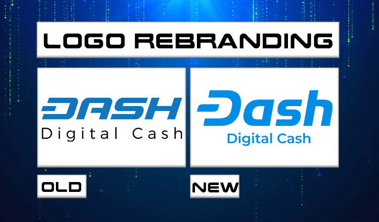 Dash Releases Updated Logo, Highlights the DAO's Decentralization and Consensus