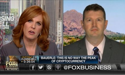 Dash Core Group CEO Ryan Taylor Appears on Fox Business News