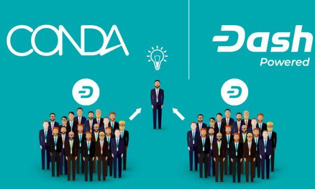 Посольство Dash D-A-CH убедило австрийскую краудфандинговую платформу CONDA внедрить Dash