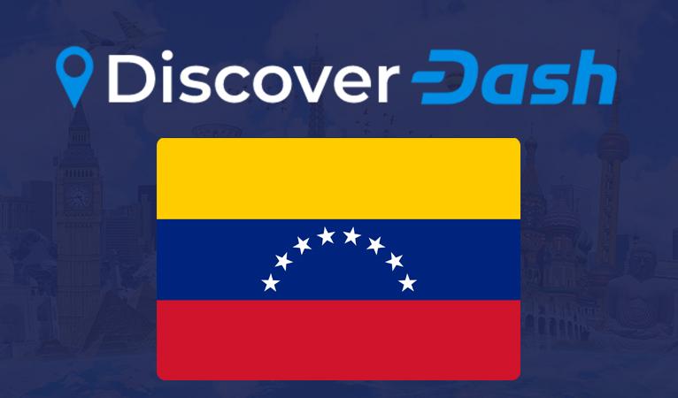 In Venezuela akzeptieren mehr Händler Dash als in den USA