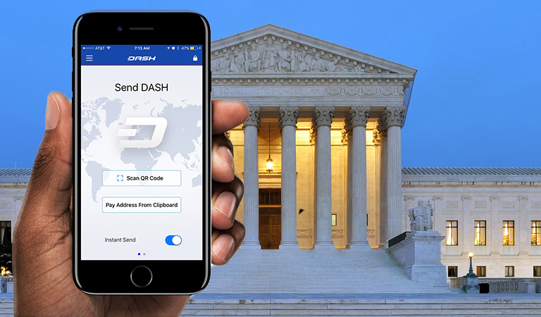 Cryptocurrencies Referenced as Potential Medium of Exchange in Supreme Court Ruling