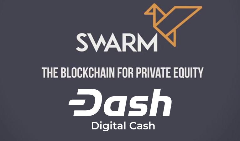 Le fonds Swarm tokenize la propriété de Masternode Dash