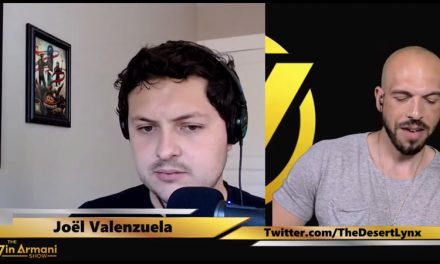 Bitcoin Cash Enthusiast Vin Armani interviewt Joel Valenzuela von der Dash Force
