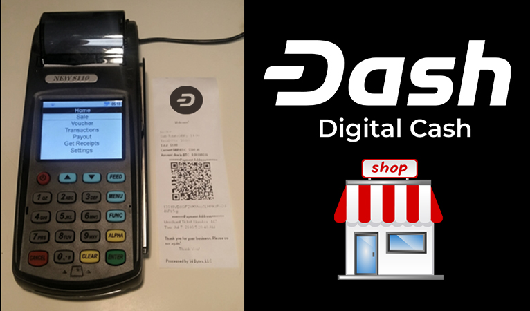 34 Bytes Payment Processor Adds Dash, Worldwide Merchants Near 1,500
