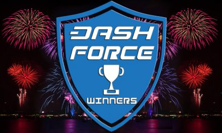 Dash Force Meetup Contest Winners: August