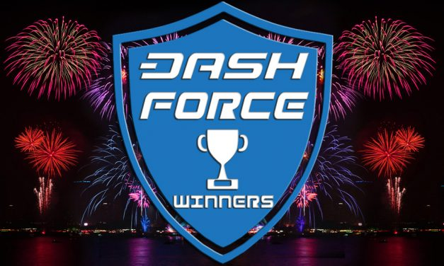 Dash Force Meetup Contest Winners: October 2018