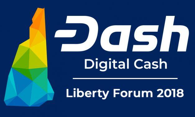 Dash Presentations at the New Hampshire Liberty Forum
