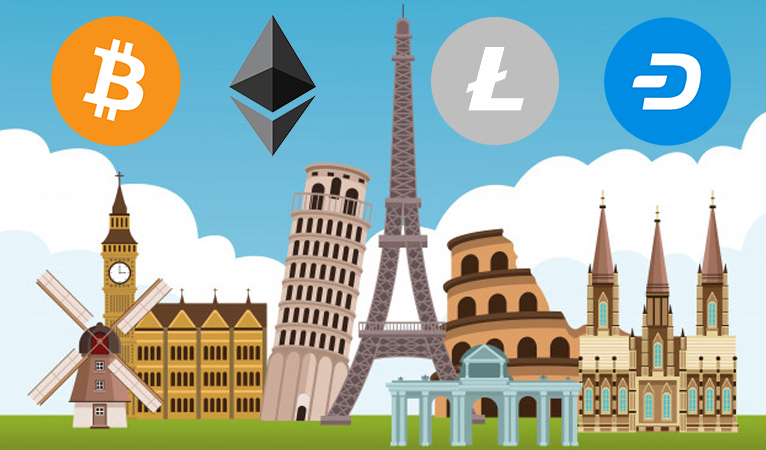 Ing And Ipsos Online Survey Finds 35 Of Europeans View Cryptocurrencies As The Future