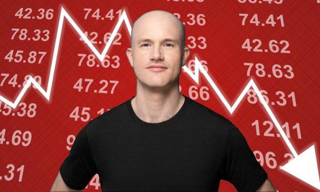 Coinbase CEO: Wirtschaftskrisen der nächsten 3-5 Jahre werden zur Etablierung von Kryptowährungen führen