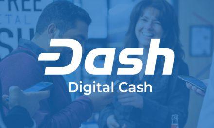 Comerciantes Aceitando Dash Passam de 2 300 Enquanto Uso Geral das Criptomoedas Declina