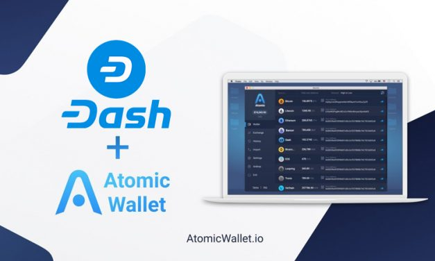 Atomic Wallet Integrates Dash