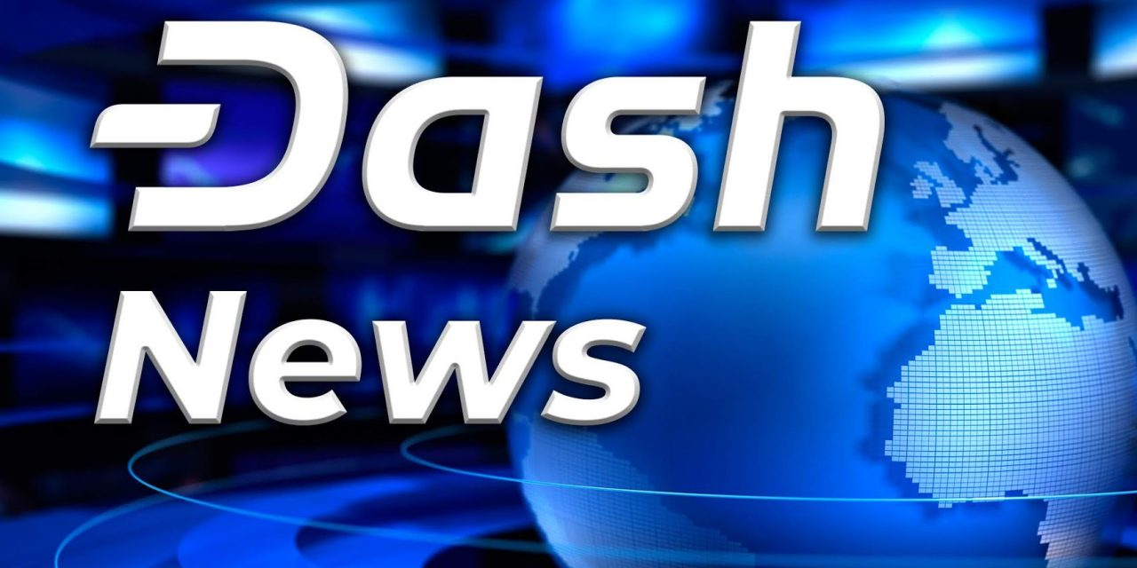 This Week In Dash: August 20-25