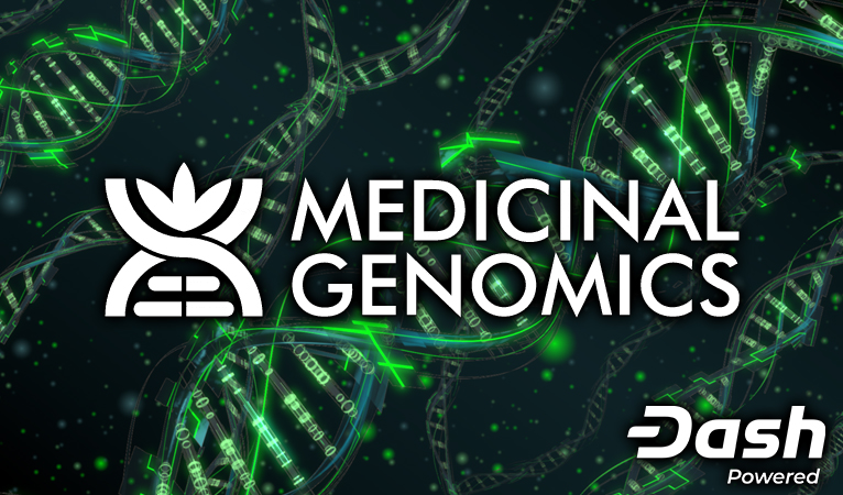 Dash and Medicinal Genomics Beats DNA Sequencing Record of Human Genome Project