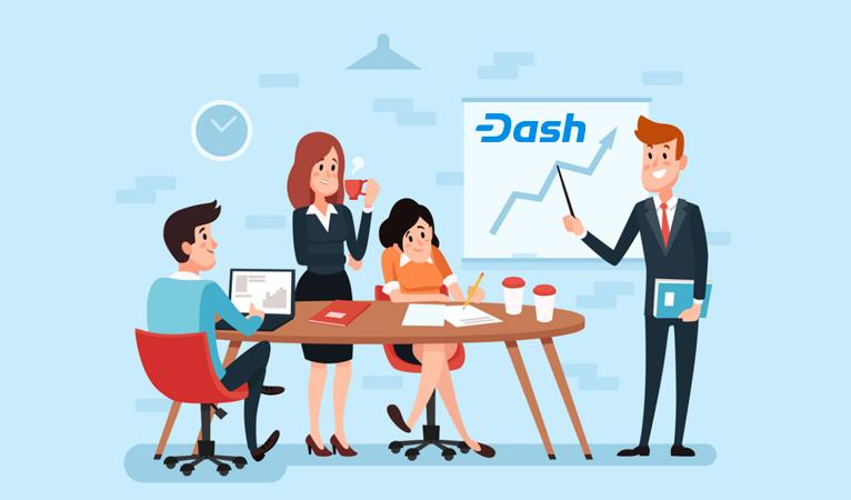 Wachstumsziele für Dash sind ein vollständiges Ökosystem sowie eine hervorragende Benutzerfreundlichkeit