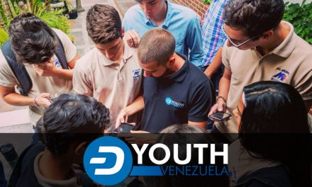 Dash Youth Educating Future Dash Adopters in Venezuela