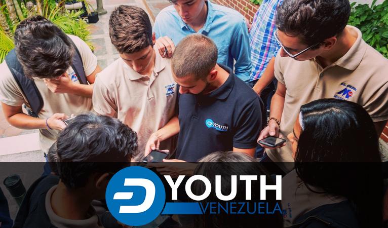 Dash Youth Educating Future Dash Adopters in Venezuela