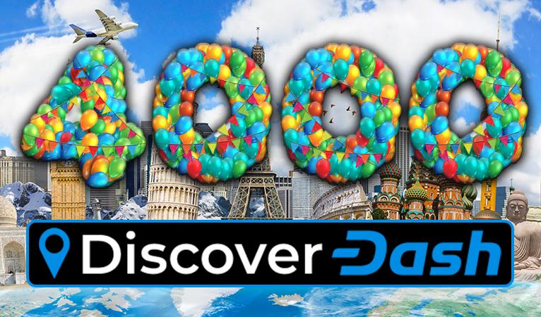 Dash Passes 4,000 Merchants, Hashrate Reaches New High as US Debt Balloons
