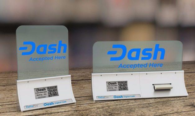 EletroPay, une nouvelle solution combinant point de vente de Dash et signature du vendeur