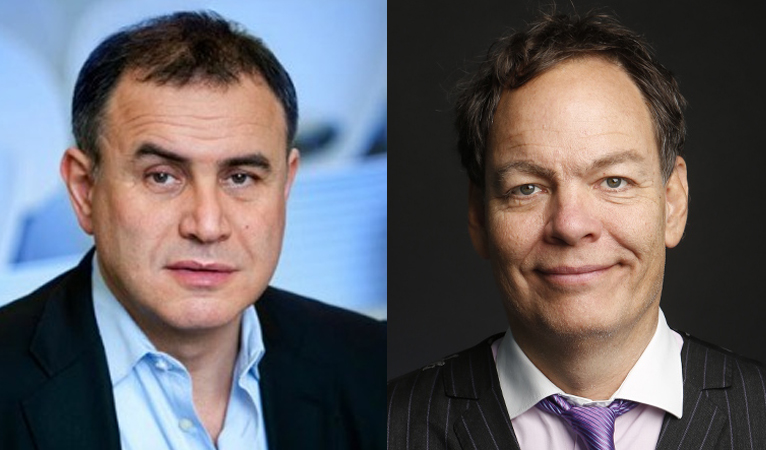 Max Keiser vs. Nouriel Roubini: Comparing Cryptocurrency Arguments