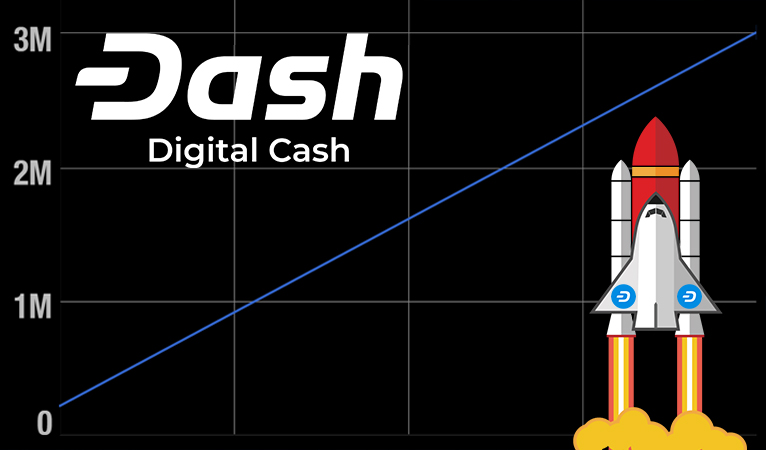 Dash Stress Test Passes 3 Million Transactions, Smashes Bitcoin Cash Record by Nearly 50%
