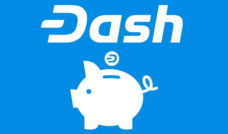 Wie man mit Dash trotz des Bärenmarktes sparen kann