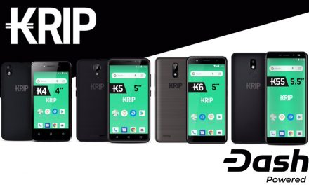 66,000+ KRIP Phones Sold, Builds Out Dash Ecosystem