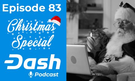 Dash Podcast 83 – Christmas Party with Special Guests