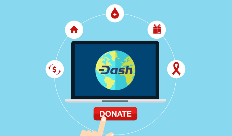 Charities in Nigeria and Germany Utilize Dash for Market Appeal and Security