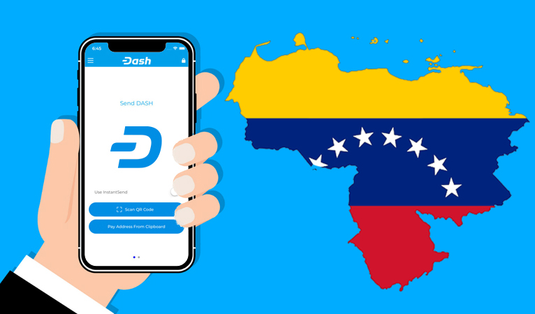 Dash-Accepting Merchants in Venezuela Pass 2,500 as Country Claims #1 in Wallet Downloads