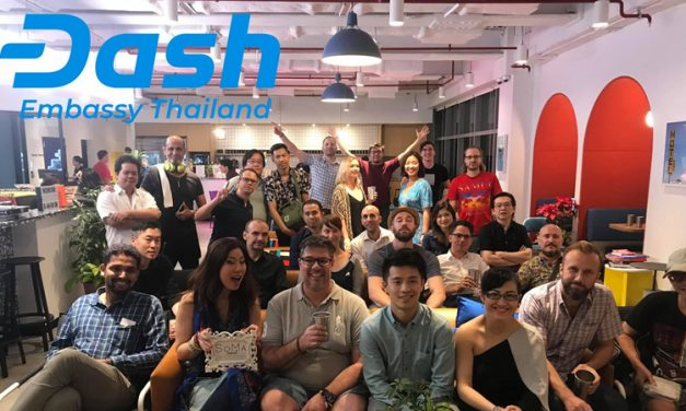 Dash Thailand Builds Community with Co-Hosted Christmas Event at WeWork