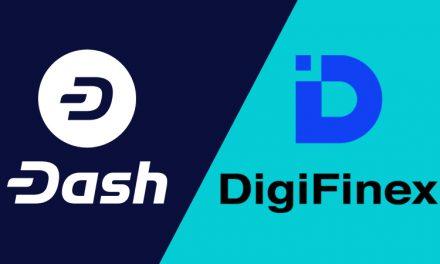 Kryptowährungsbörse DigiFinex integriert Dash