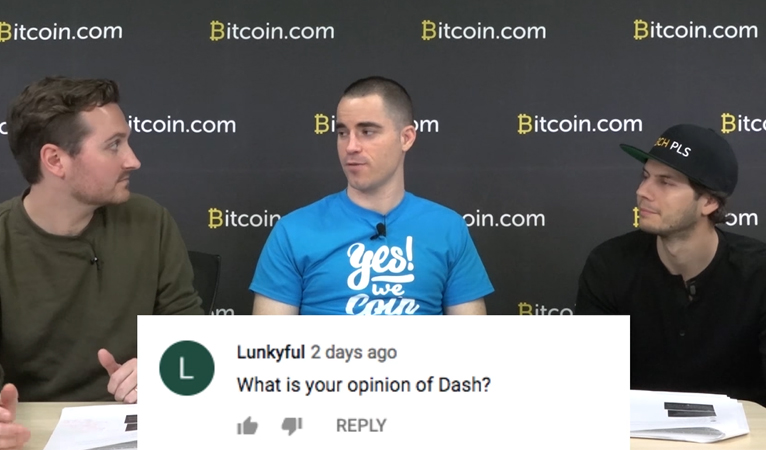 Roger Ver Speaks Highly of Dash in Achieving Cryptocurrency Goals, Multiple Efforts Needed