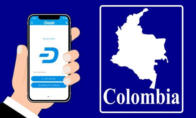 Dash Adoption in Colombia Speeds Past 300 Merchants